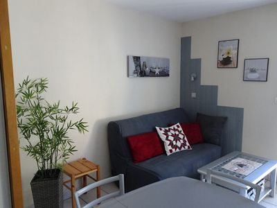 Photo for in a small quiet residence, comfortable and bright apartment