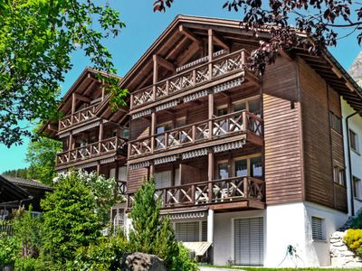 Photo for Apartment Rose in Wengen - 2 persons, 1 bedrooms