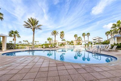 Cool Off in the Community Pools - Relax under the swaying palms and soak up the ambiance (and plenty of Florida sunshine!).