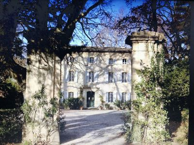 Photo for Domaine D'Antremont a peaceful retreat of the 18th century