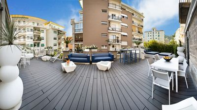 Photo for luxury-apartment, Sorrento-center, family-friendly, Jacuzzi, near the beach