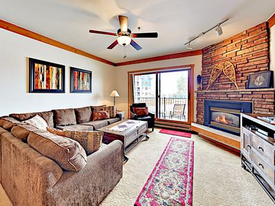 Photo for New Listing! Snowflower Condo - Walk to the Slopes w/ Hot Tub & Pool