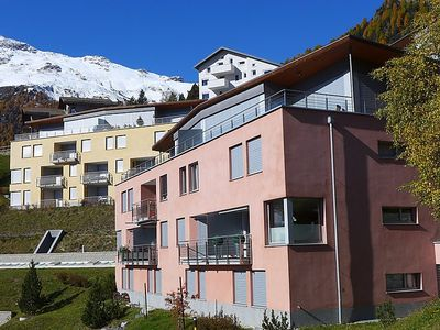 Photo for Apartment Chesa Crusch 7  in Samedan, Engadine - 4 persons, 2 bedrooms