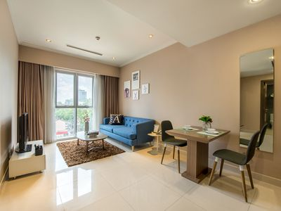 Photo for Free Airport Pickup! Sunny & Central Apartment, Saigon at the door