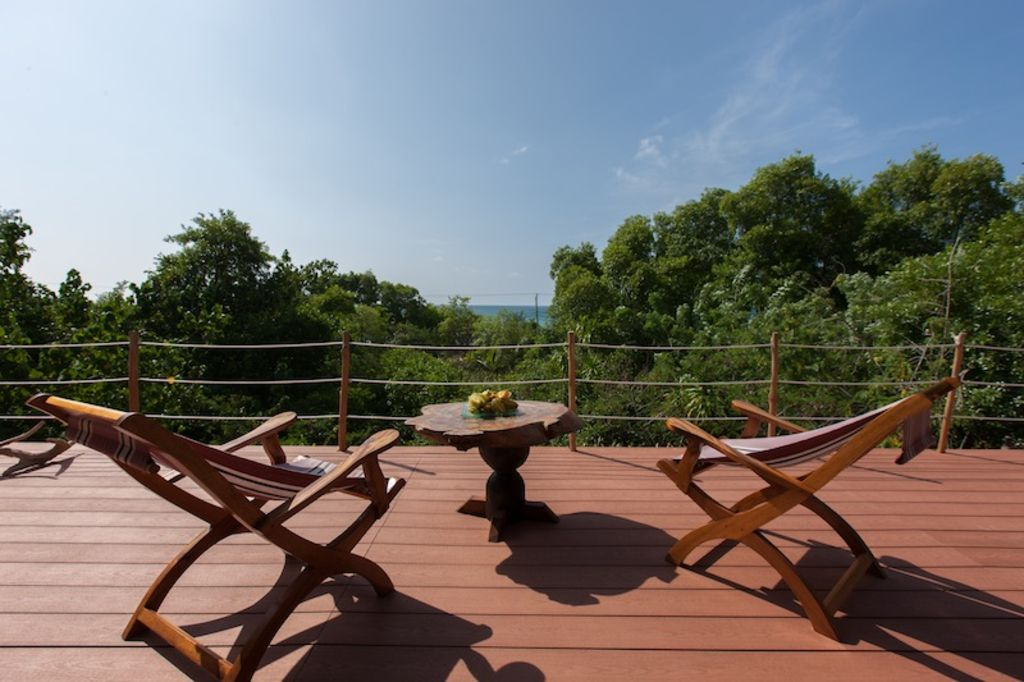 Beach Cottage With Sea View And Private Swimming Pool Praslin Praslin Island
