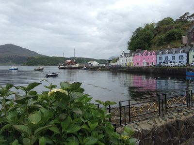 Photo for Seafront Georgian Townhouse in Portree Bay