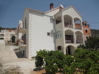 Photo for Apartment in Bol (Brač), capacity 2+0