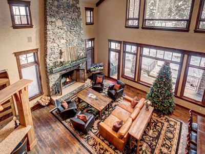 Photo for Make Wonderful Lifelong Mountain Memories!  Almost 8000 SF Home!!