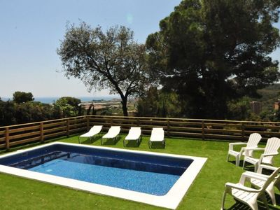 Photo for Club Villamar - Nice house with private pool in a quiet environment