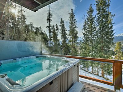 Photo for Chalet w/ Hot Tub < 3Mi to Breck Main St & Gondola
