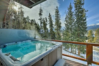 Discover Breckenridge when you stay at this vacation rental home!