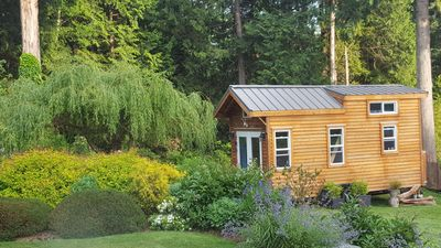Photo for 1BR Cabin Vacation Rental in Roberts Creek, BC