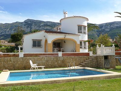 Photo for Vacation home Pia in Dénia - 6 persons, 3 bedrooms