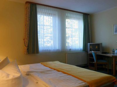 """Photo for Double Room - Disabled Access - Landhotel """"Neuwiese"""" with traditional inn """"At the Mill"""""""