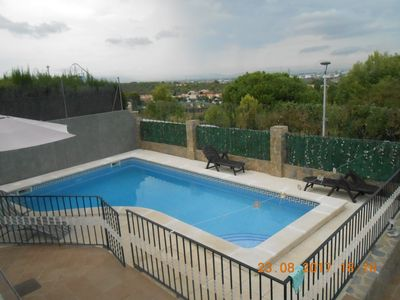 Photo for Villa Linda, with beautiful views and private pool.