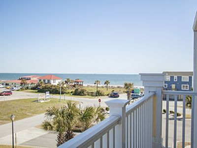 Photo for Spacious 3 Bed/2Bath Condo in Sunny Community Across from Oak Island Pier
