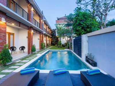 Photo for 12 Bedroom Private Pool At Kubu Bali