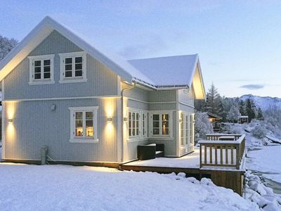 Photo for Vacation home Lofoten in Laukvik - 8 persons, 3 bedrooms