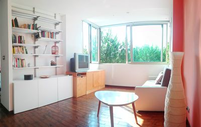 Photo for Entire apartment in the countryside, 2 steps from the sea