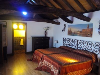 Photo for Rural house (full rental) El Sueño de Lucrecia for 16 people