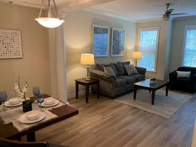 Photo for Corporate Fully - Furnished Apartment in Dunwoody, GA
