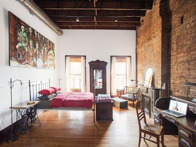 Photo for Sunny, Spacious & Central: Fabulous Suites In The Heart of Historic Hudson, NY