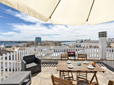 Photo for OLD TOWN COZY APARTMENTS AND SEA VIEW TERRACES - Corte De Maio