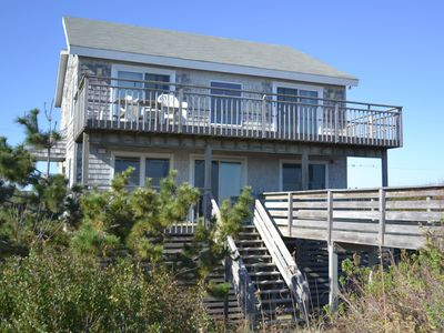 Photo for D0414 Sea Chant. Oceanfront, Excellent Ocean View, Private Boardwalk to Beach