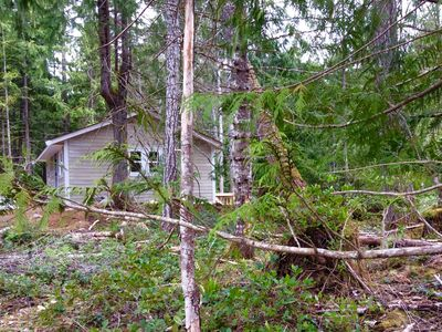 Photo for Scenic Cottage by the Woods, close to hiking, nature, shops and restaurants