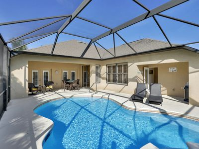 Photo for Special Summer and Fall Rates -Waterfront-Heated-Pool-Spa Florida Luxury