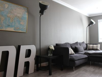 Photo for NEW! Fits 6 people in the heart of Hollywood. Modern Apartment.
