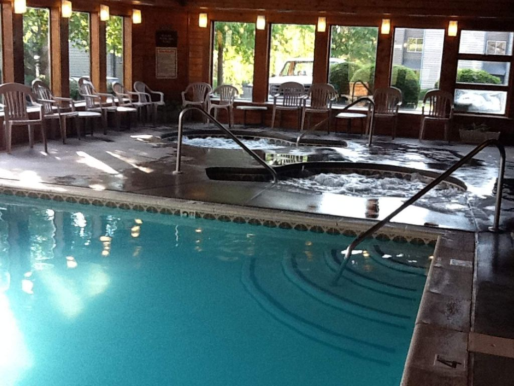 The Summit 1306 Indoor Pool Fireplace Amazing Views Gatlinburg Chalet Village Tennessee
