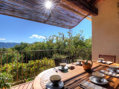 Photo for Vacation home Les Cairnes in Apt - 8 persons, 3 bedrooms