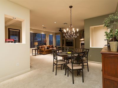 Photo for Overlook Chalet is a 2 BR 2BTH condo with 1 car garage & heated community Pool.
