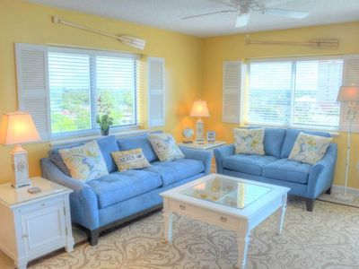 Photo for Crescent Keyes -  801 Special touches in this stunning 2-bedroom Crescent Keyes condo!