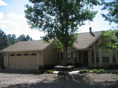 Photo for Home In The Tall Pine Of Pinetop, Close Ski Resort, Golf Course And Dinners