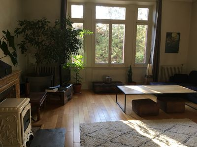 Photo for Apartment in old house in the city center