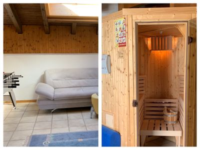 Photo for Attic apartment with private sauna