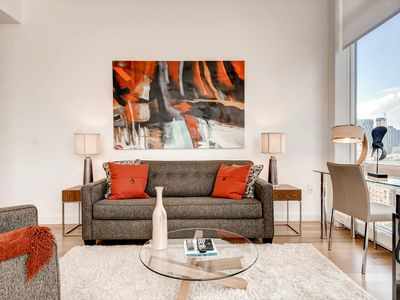 Photo for Studio Apartment in the Center of it all! Minutes from Times Square and Hudson River