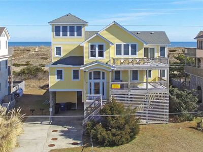 Spectacular Oceanfront Home-Poolside Kitchen & Grill, Hot Tub, Game Rm + Wet Bar