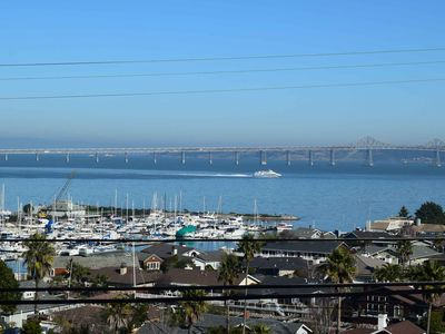 Photo for Idyllic Private Villa with Stunning S.F. Bay and Yacht Harbor View