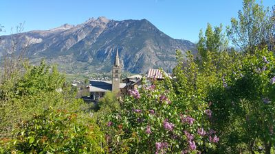 Photo for PROMOTION: very pleasant hiring in chalet with a superb view mountains