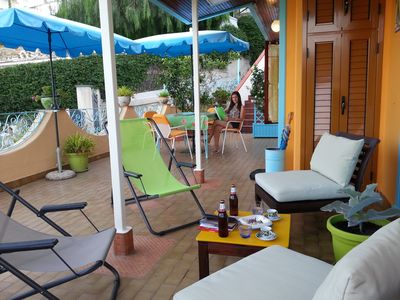 Photo for Light vacation apartment in Forio (Isola d 'Ischia - NA)
