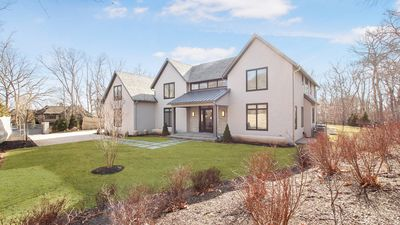 Photo for New Listing: New Construction on Private and Convenient 1.8 Acre, Gabled Traditional Modern Farmhouse, Luxurious and Spacious