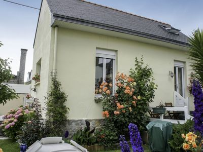 Photo for Vacation home Les Rosiers in Crozon-Morgat - 2 persons, 1 bedrooms