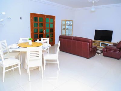 Photo for PRETTY SPACIOUS APARTMENT 2 BEDROOMS