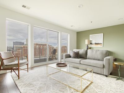 Photo for Sonder | Baltimore Place | Chic 2BR Penthouse