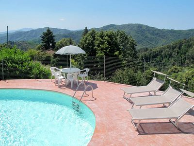 Photo for Vacation home Casa Sara  in Gello / Pescaglia (LU), Pisa - Lucca surroundings - 6 persons, 3 bedrooms