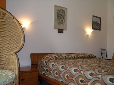 Photo for Apartment with Air Conditioning and Terrace; Pets Allowed