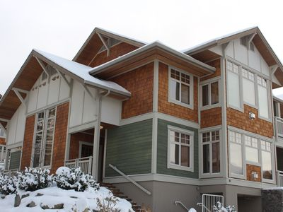 Photo for 2 bdrm Ski In/Out Condo to all 3 mountains with private Hot Tub